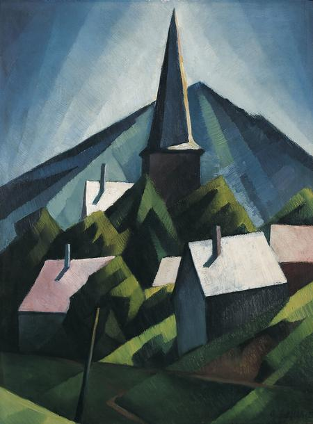 Adolf Erbslöh, Kirchdorf (Bigge in Westfalen), 1921