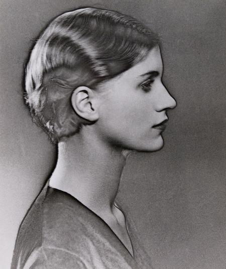 Man Ray, Solarized Portrait of Lee Miller, 1929