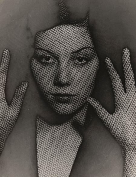 Man Ray, The Veil, 1930