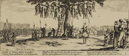 Jacques Callot, Die Bestrafung