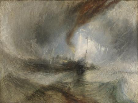 Joseph Mallord William Turner, Snow Storm, um 1842