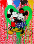 BRAINWASH auch Thierry Guetta (MBW), Mr. ◊ Mickey & Minnie, 2014